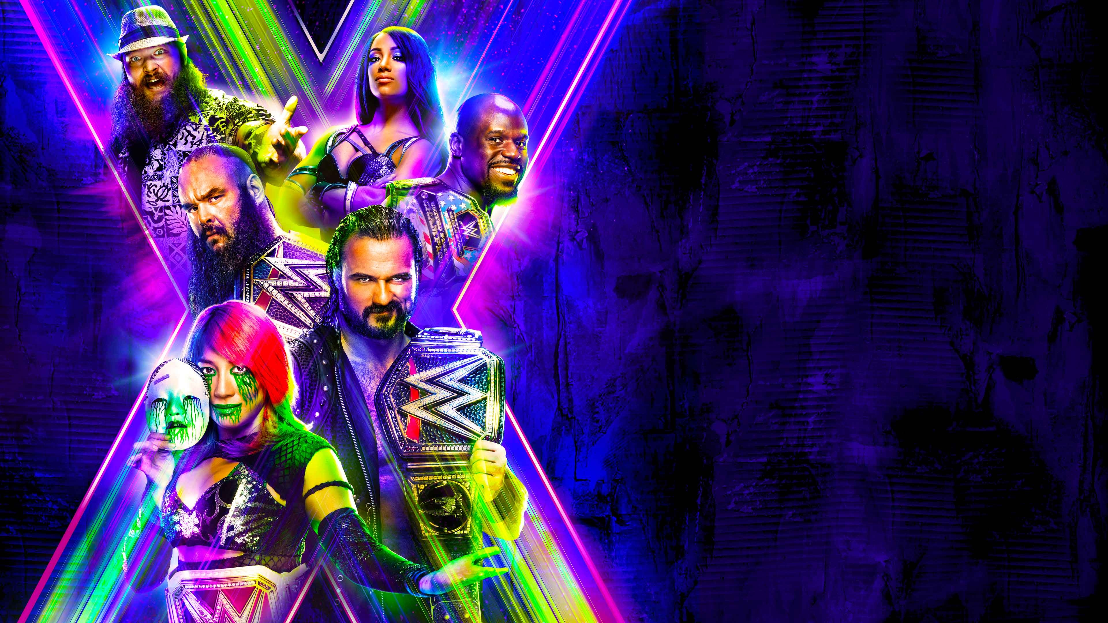 The Horror Show at WWE Extreme Rules
