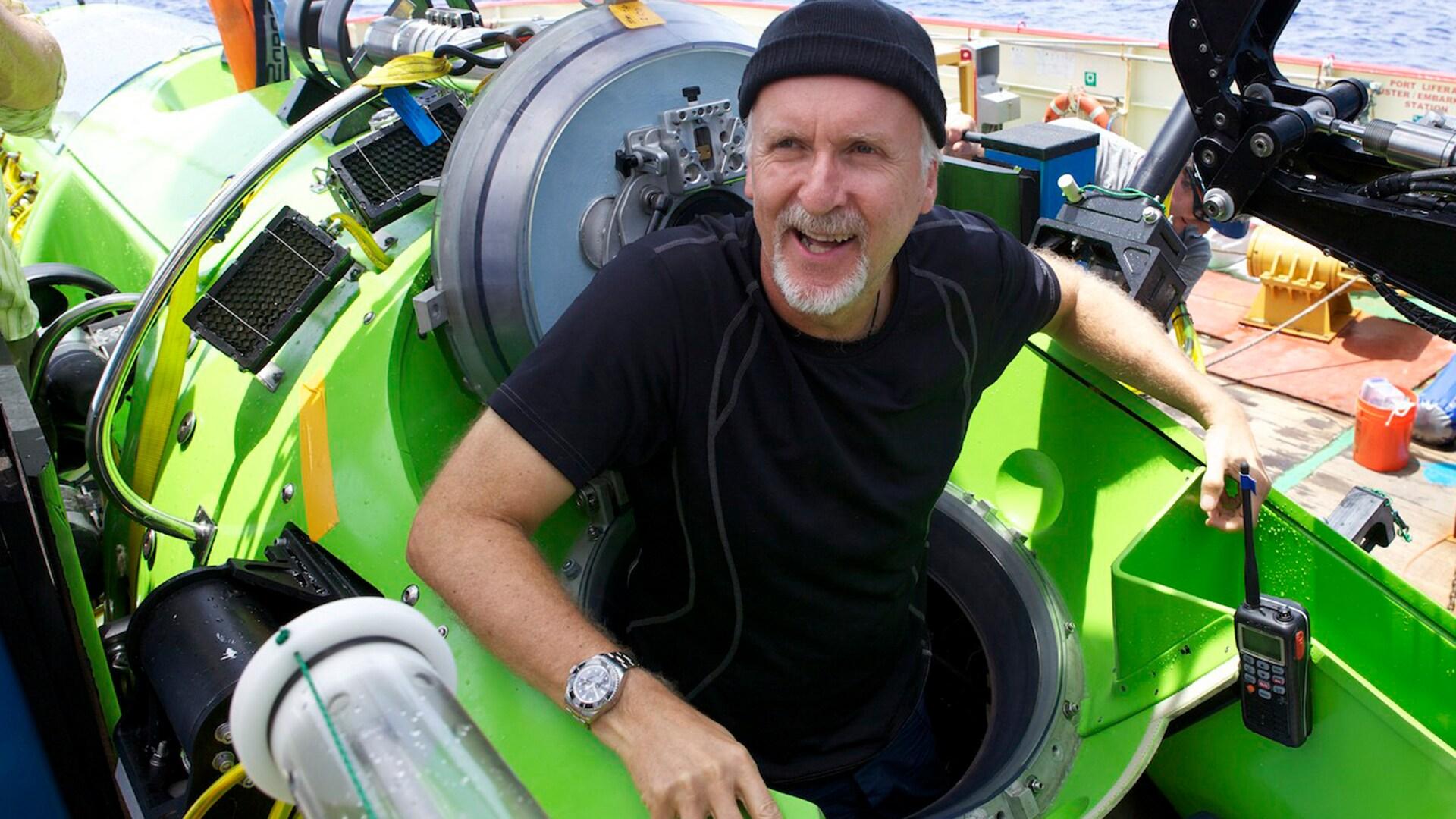 James Cameron's Deepsea Challenge