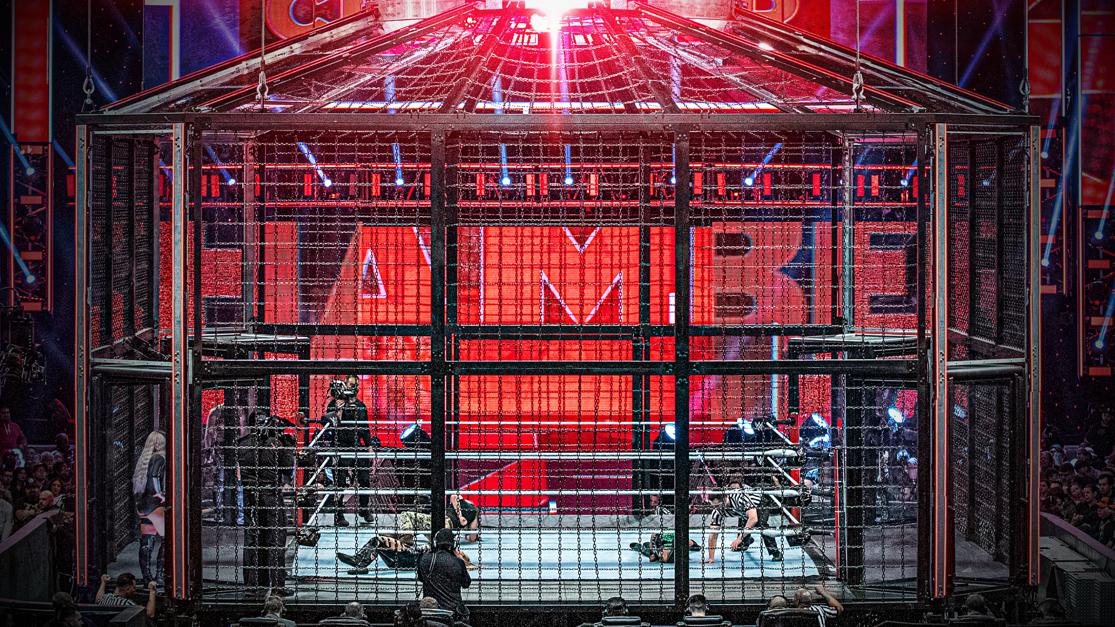 Best of the Elimination Chamber Match
