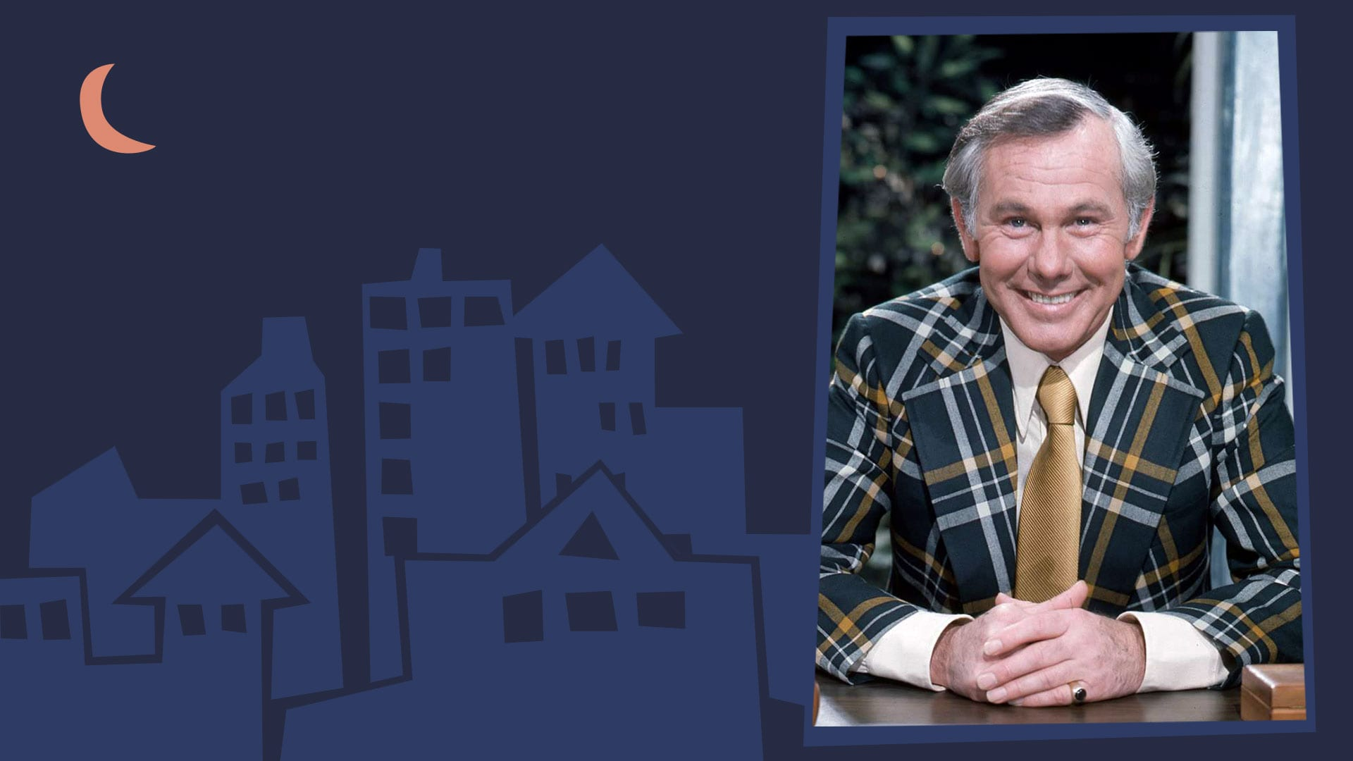 Watch Johnny Carson Online | Peacock