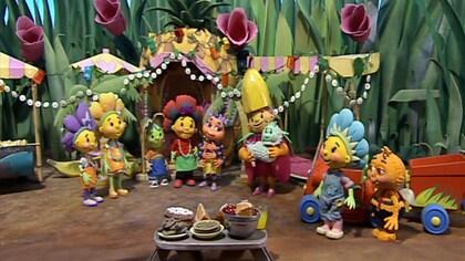 Aunt Tulip's Carnival