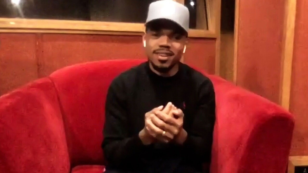 Chance the Rapper; Erin Andrews; G Herbo