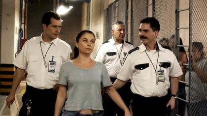 Yolanda cae en la peor cárcel de todas