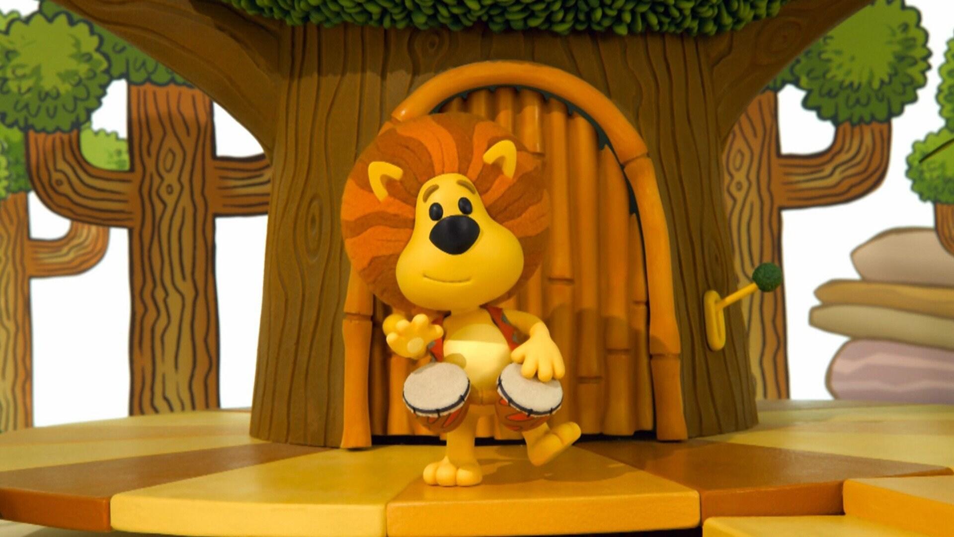 Raa Raa and the Jingly Jungle Show