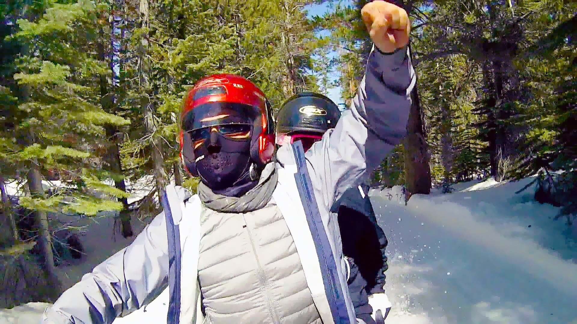 Adrenalina de Mammoth