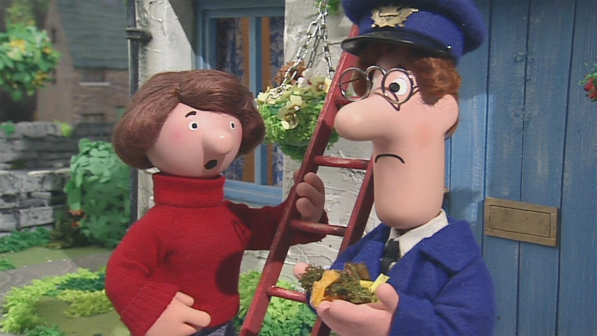 Postman Pat's Clifftop Adventure