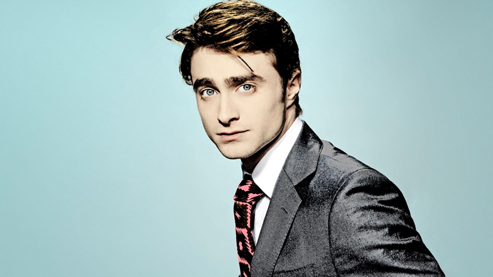 Daniel Radcliffe: January 14, 2012