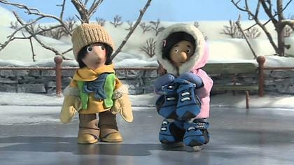 Postman Pat and the Ice Ladder