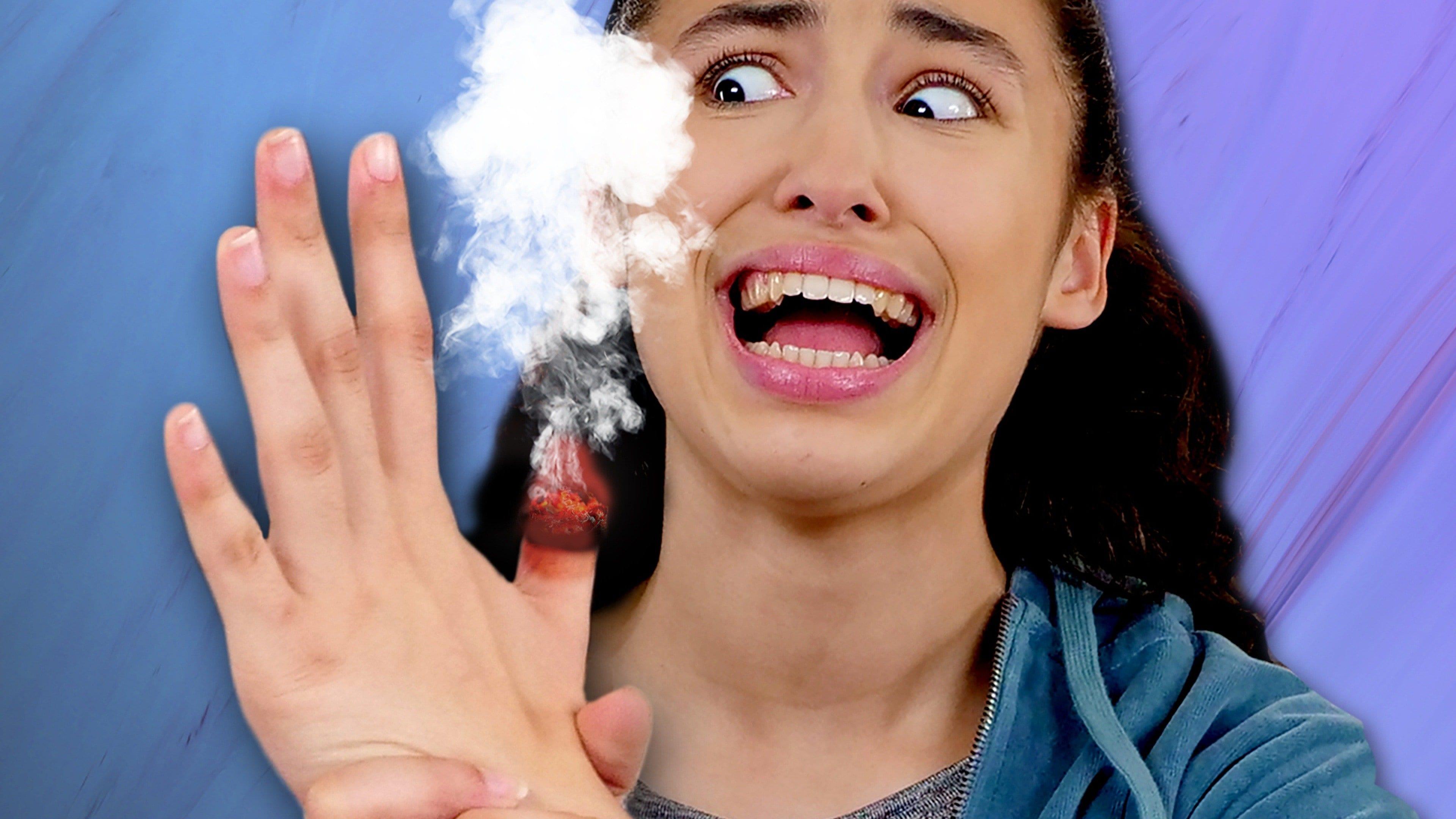 Exploding Thumb Trick