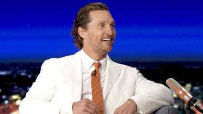 Matthew McConaughey; Chip Gaines; Joanna Gaines; Gucci Mane