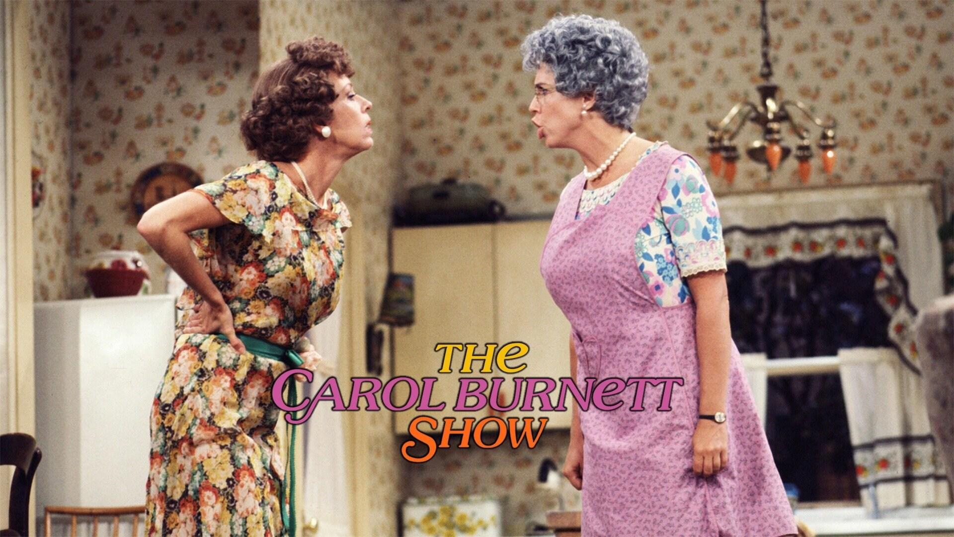 The Carol Burnett Show: Martha Raye, Tim Conway