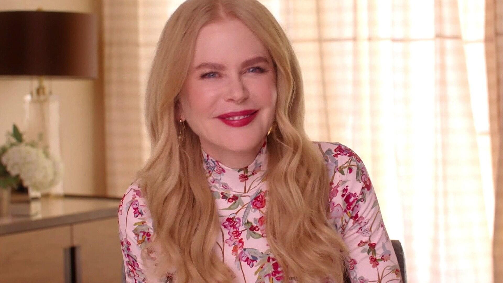 Nicole Kidman; Amanda Gorman; Nore Davis