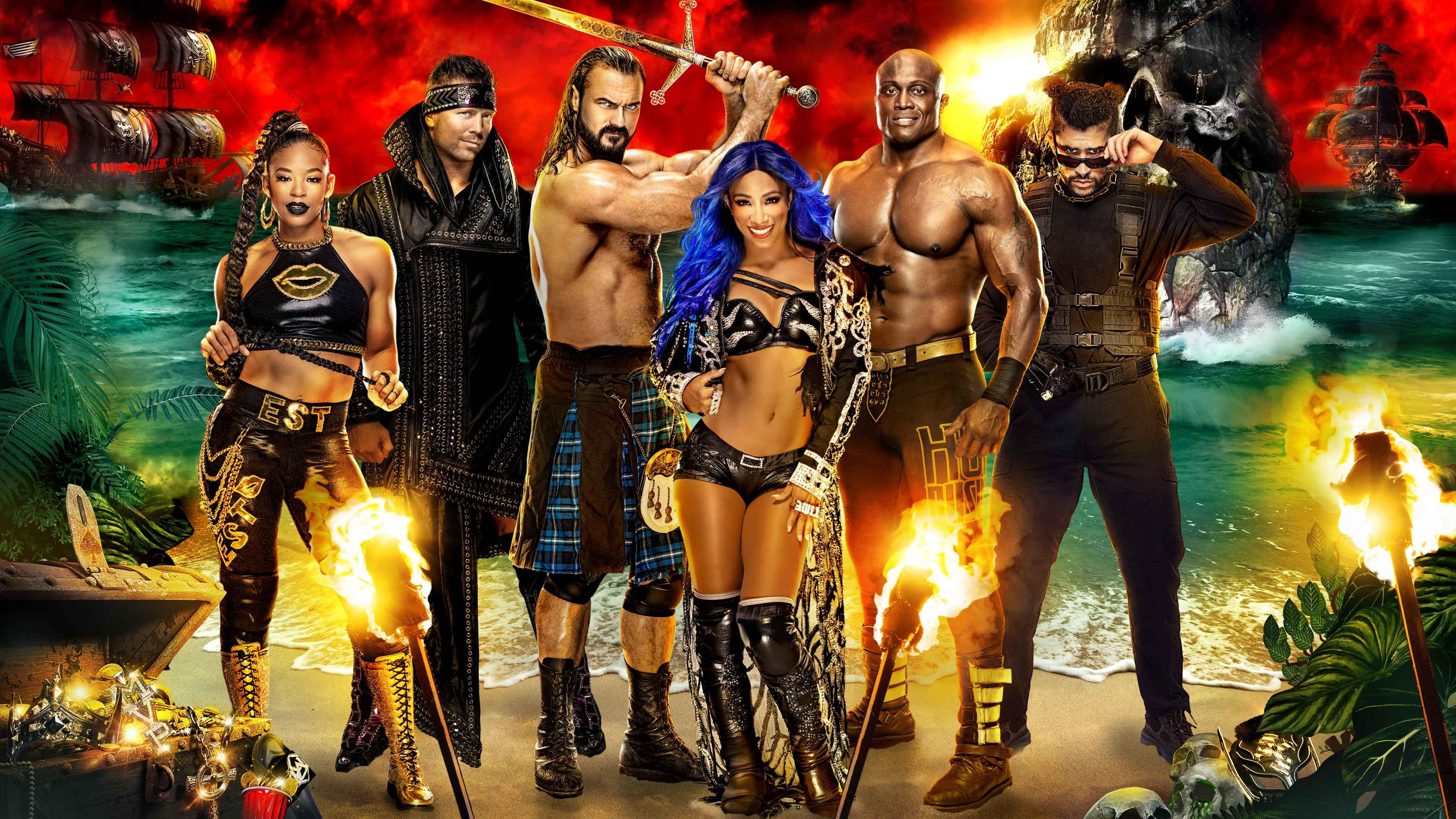WrestleMania 37 Night 1