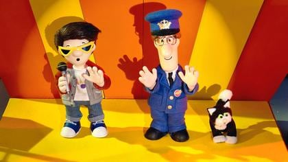 Postman Pat's Pop Star Rescue