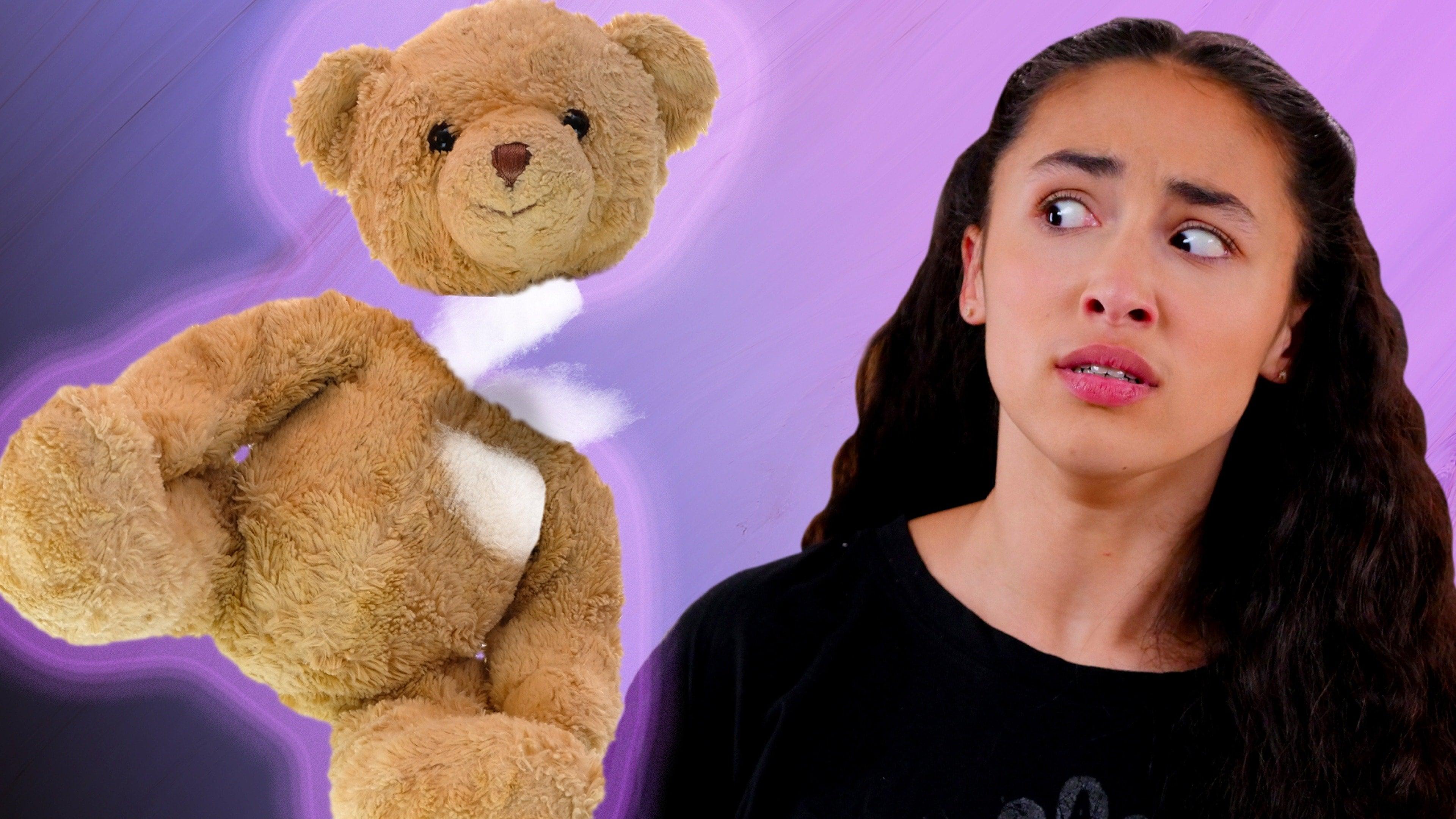 Teddy Bear Killer Trick