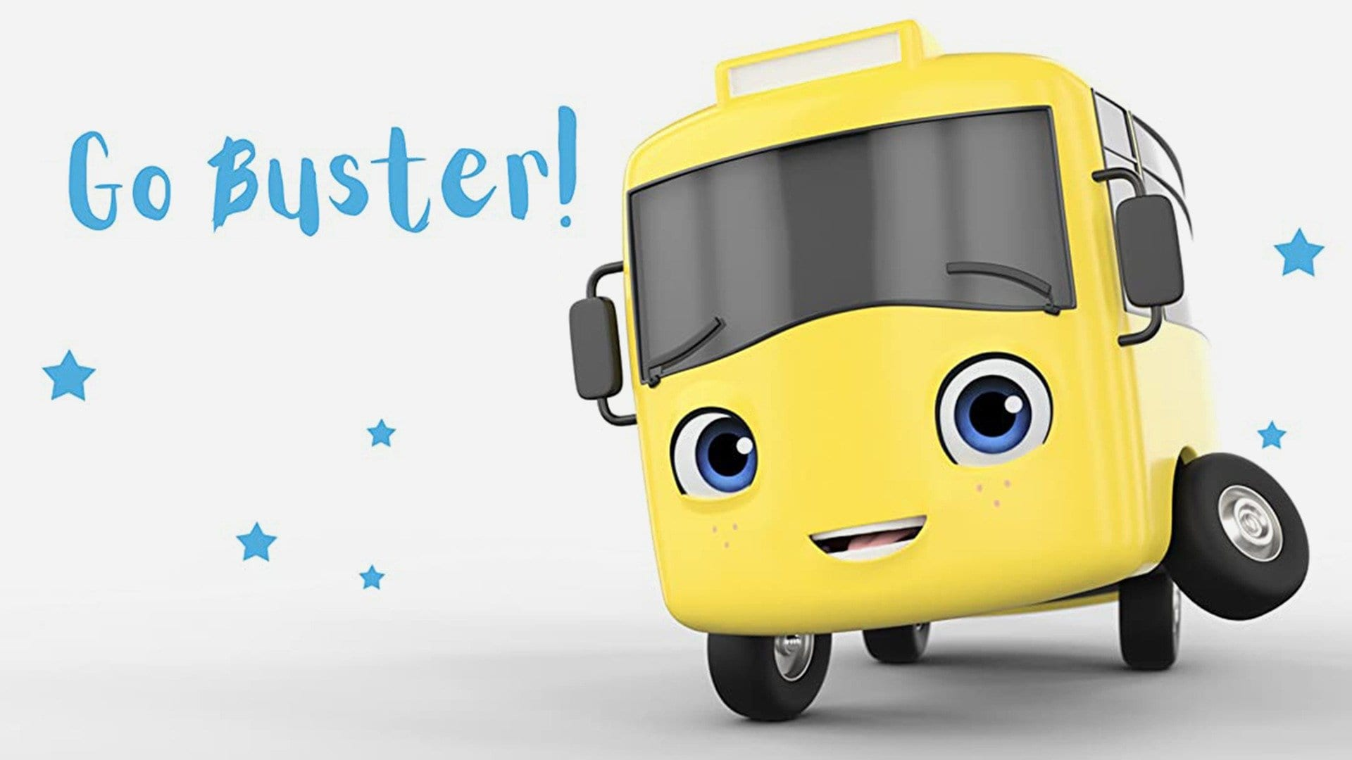 I Am Buster Bus