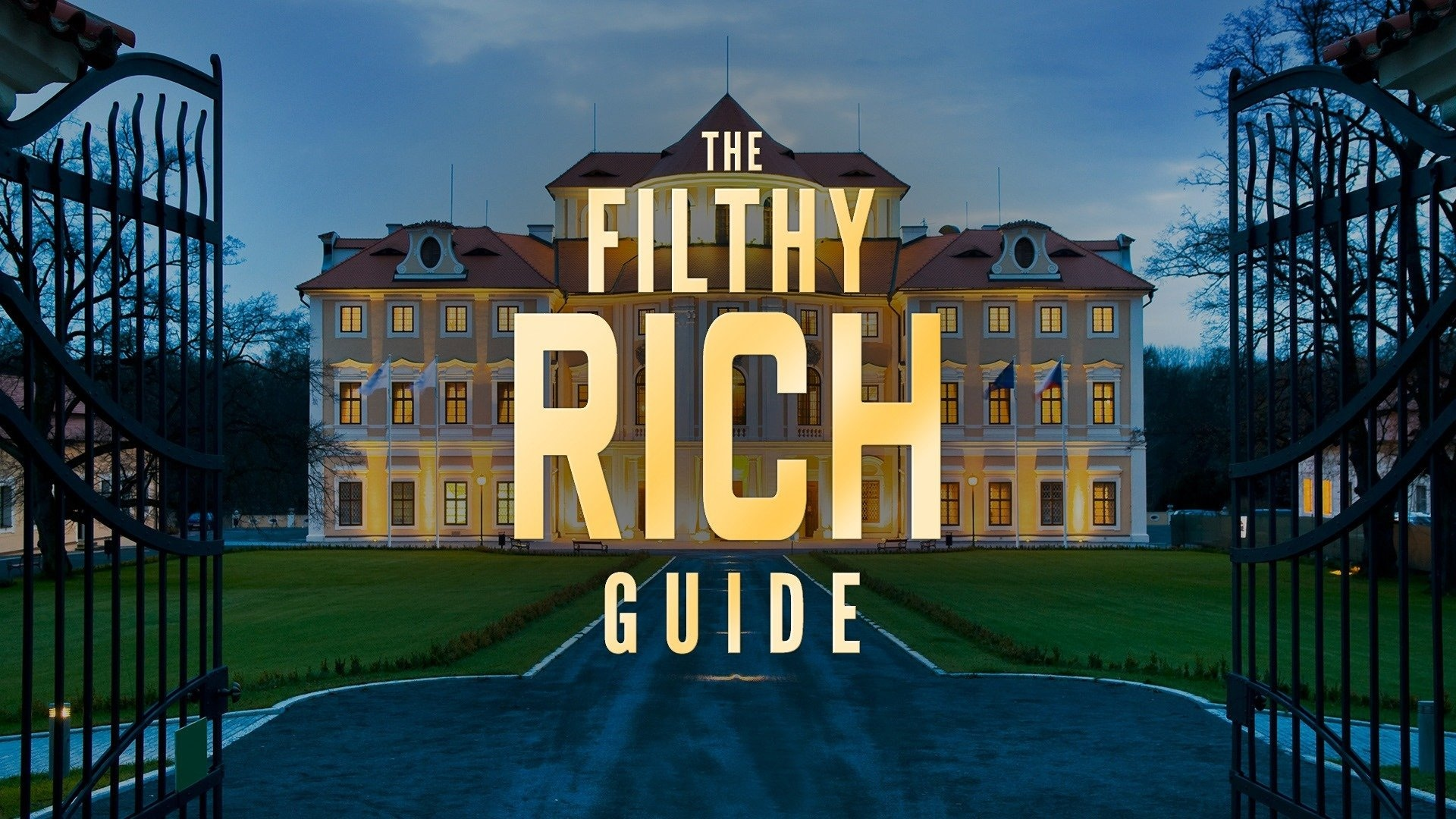 The Filthy Rich Guide to Buying Fun