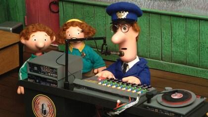 Postman Pat's Radio Greendale