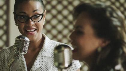 Celia canta con Myrta Silva