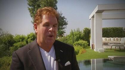 A Billionaire's Lair & Super Rich Dog