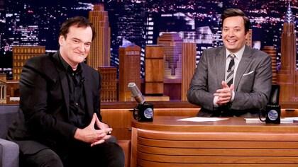 Quentin Tarantino; Jodie Whittaker; Nathaniel Rateliff