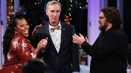 Bill Nye the Game Night Guy