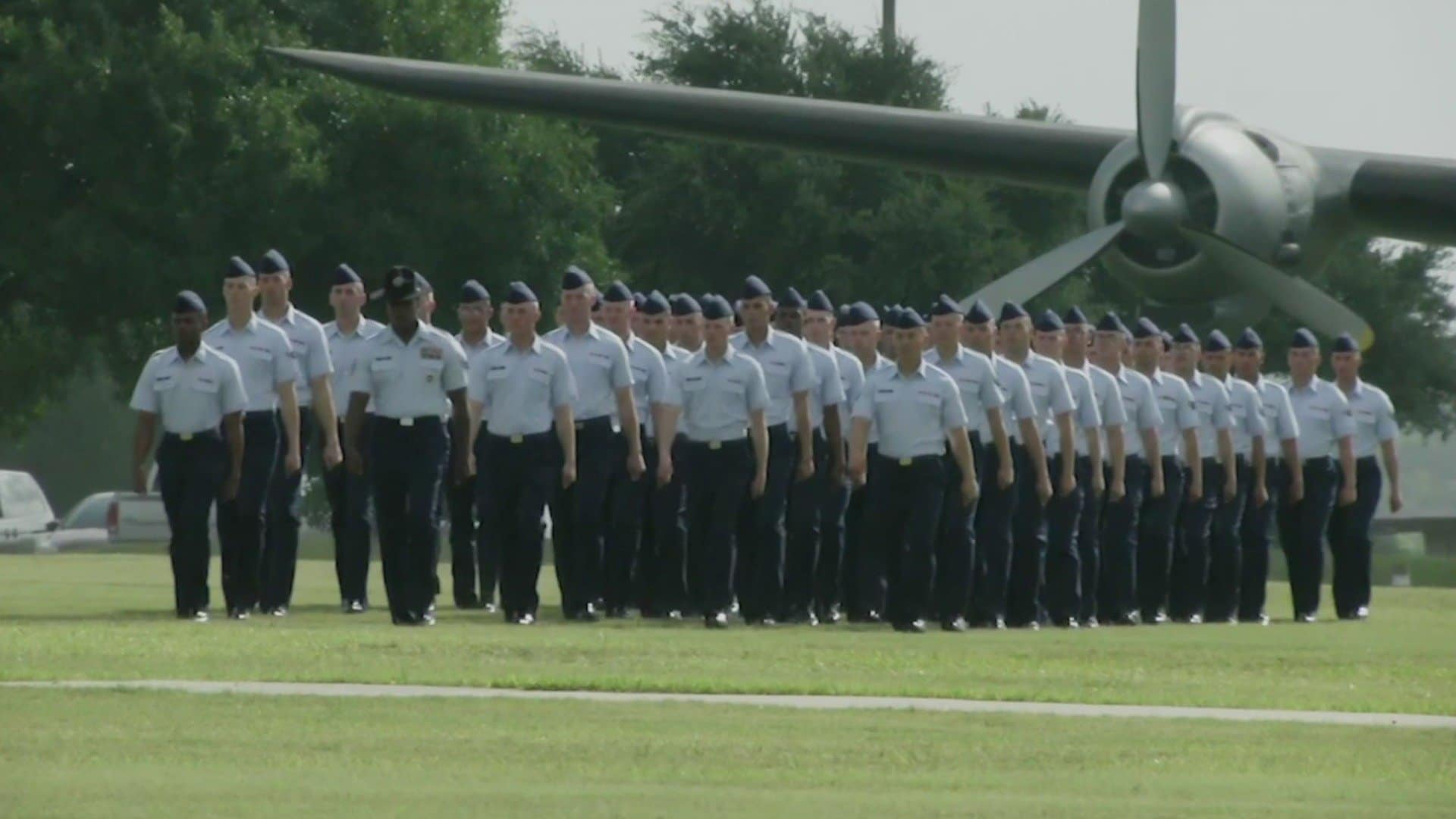 Lackland Military Scandal