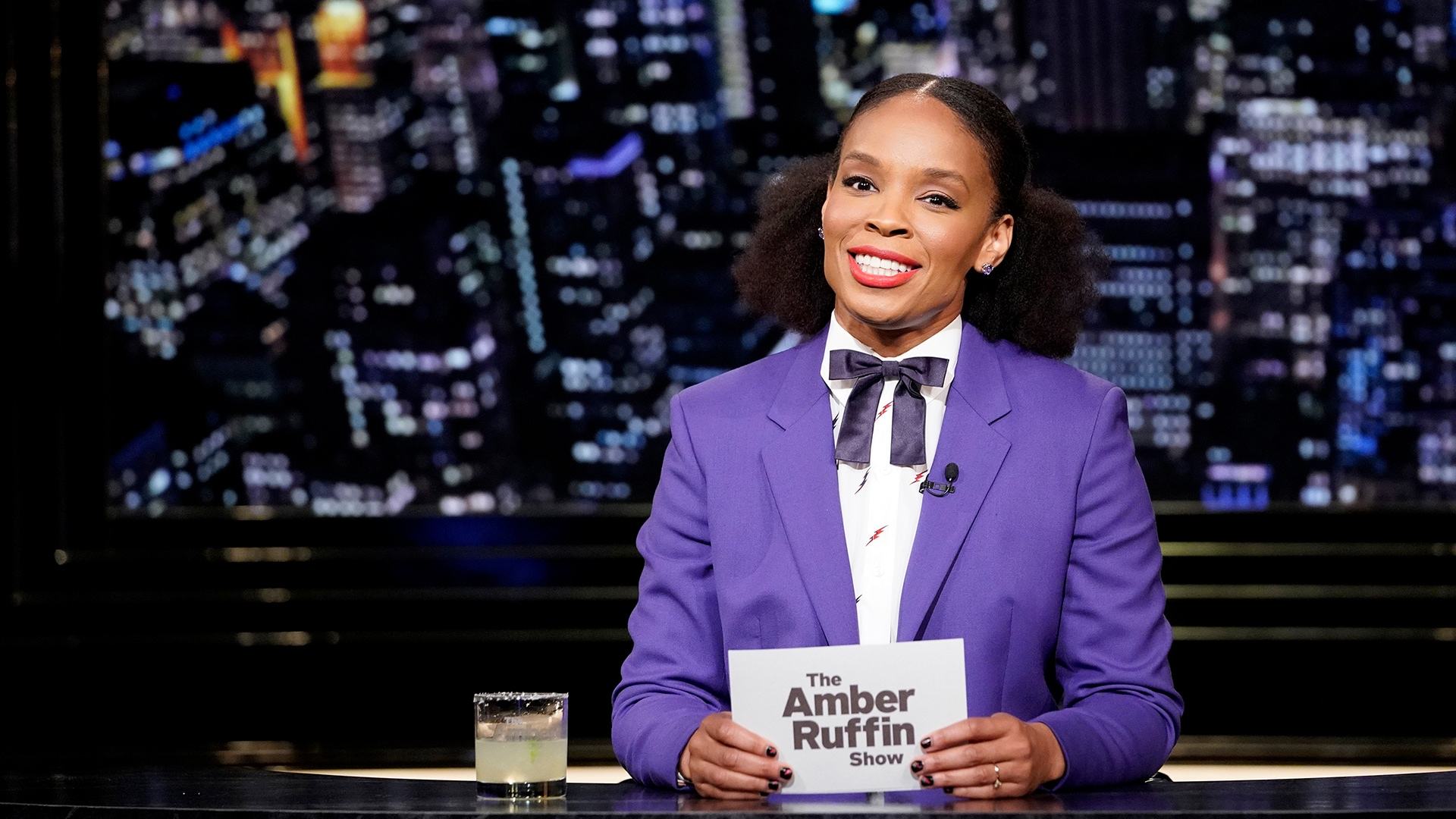 Watch The Amber Ruffin Show Online | Peacock