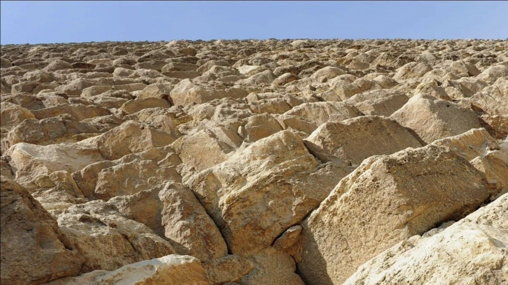 Hidden Pyramids