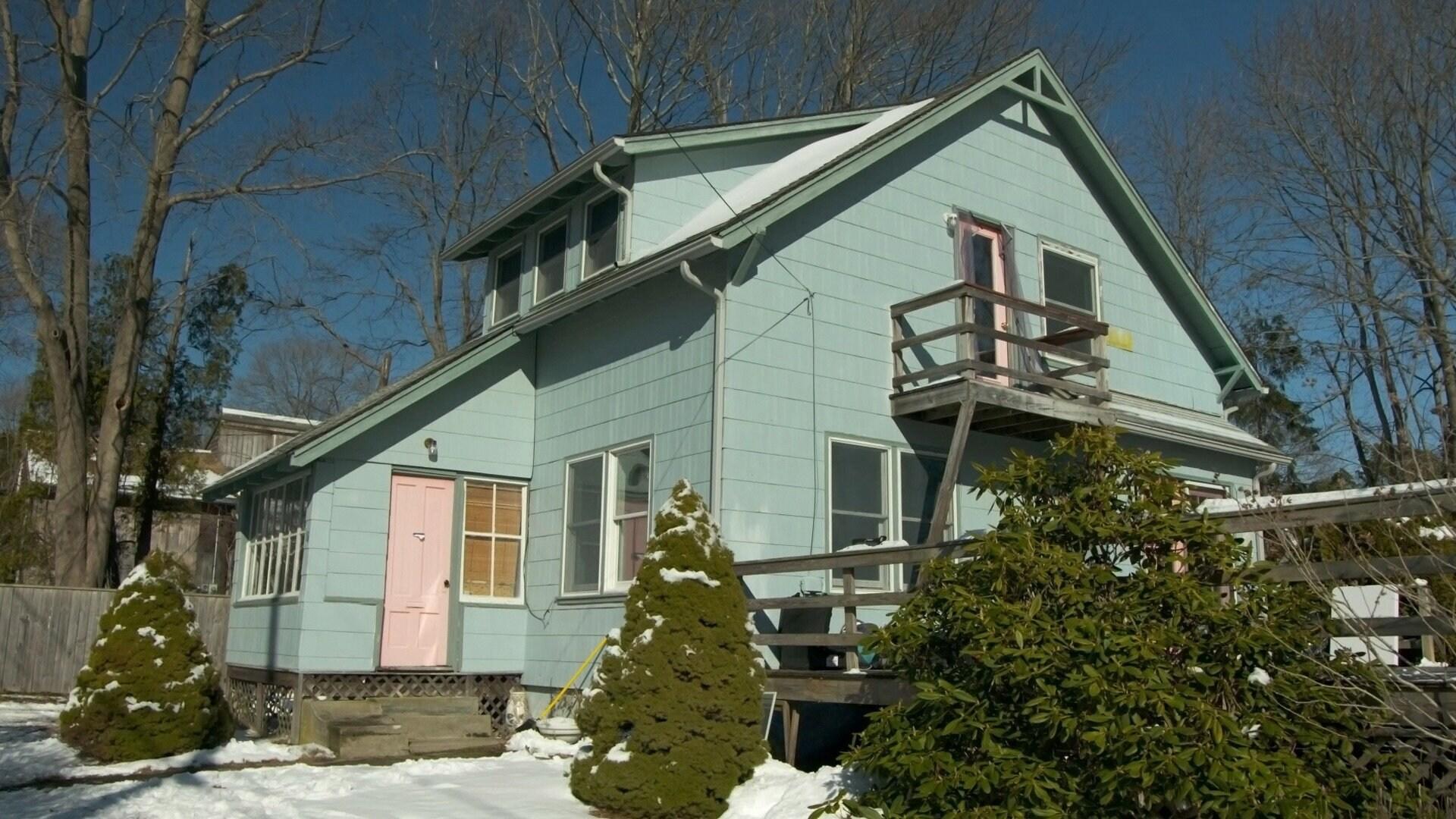 The Jamestown Net-Zero House: The Net-Zero Bungalow
