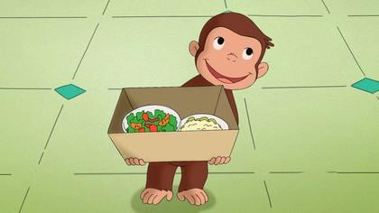 Delivery Monkey; Another Mystery Package