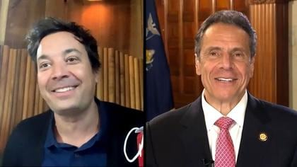 At Home Edition: Gabrielle Union; Andrew Cuomo; Brad Paisley