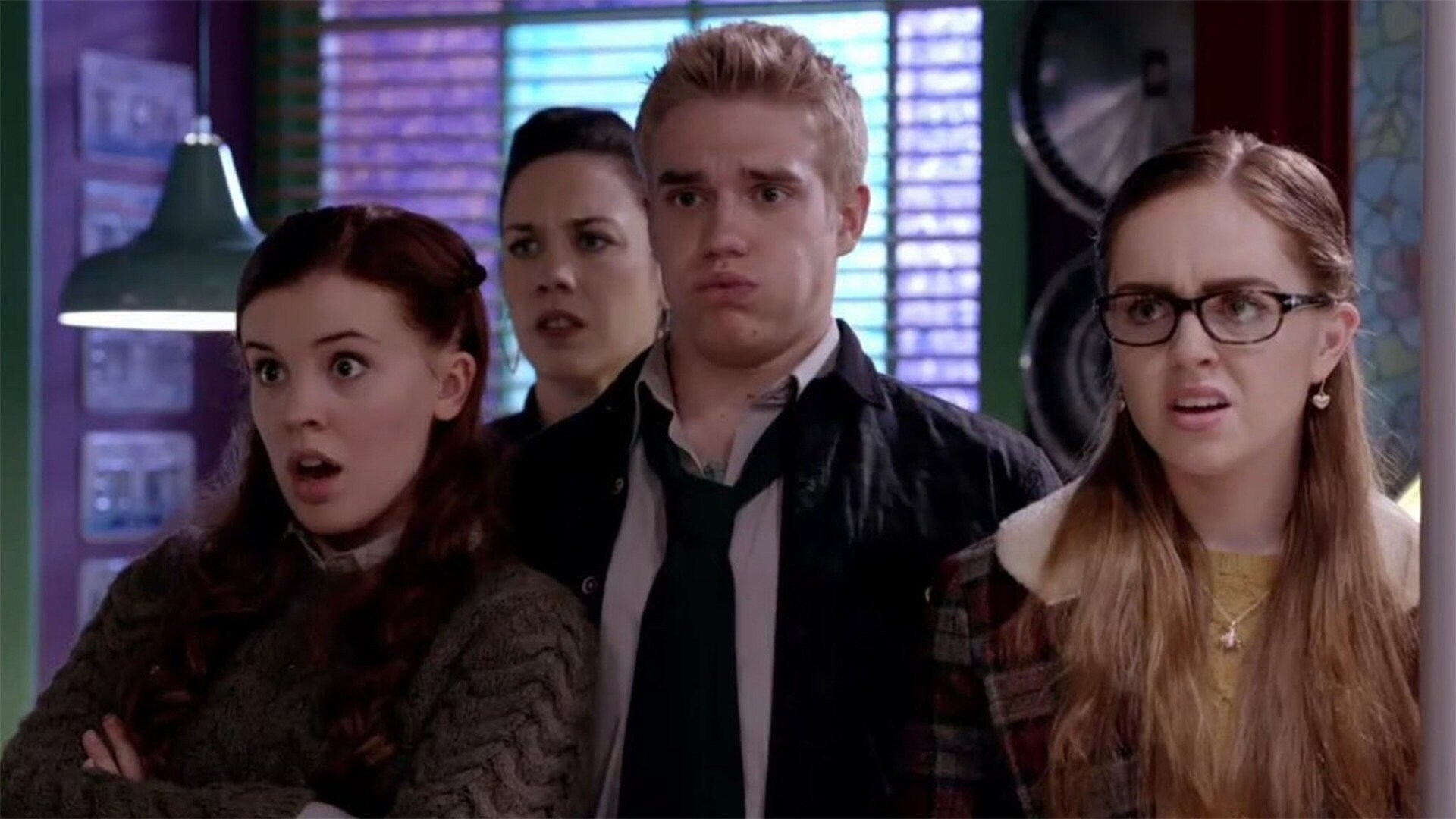 Watch Wolfblood Online   Peacock