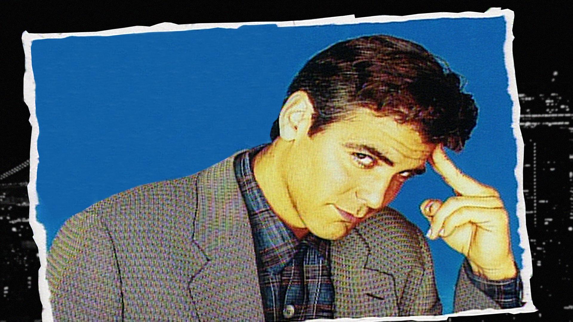 George Clooney: February 25, 1995