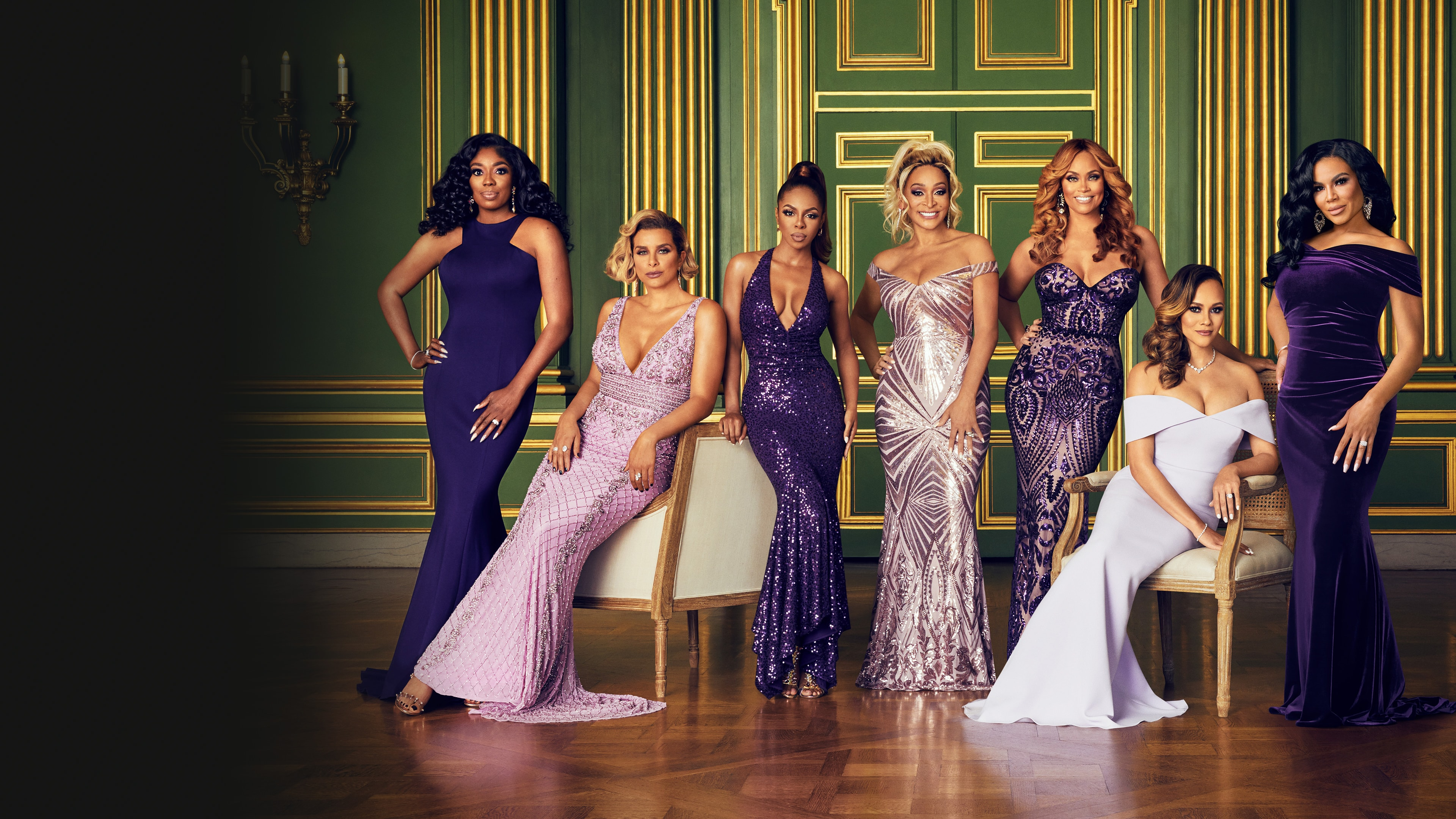 Watch The Real Housewives of Potomac   Peacock