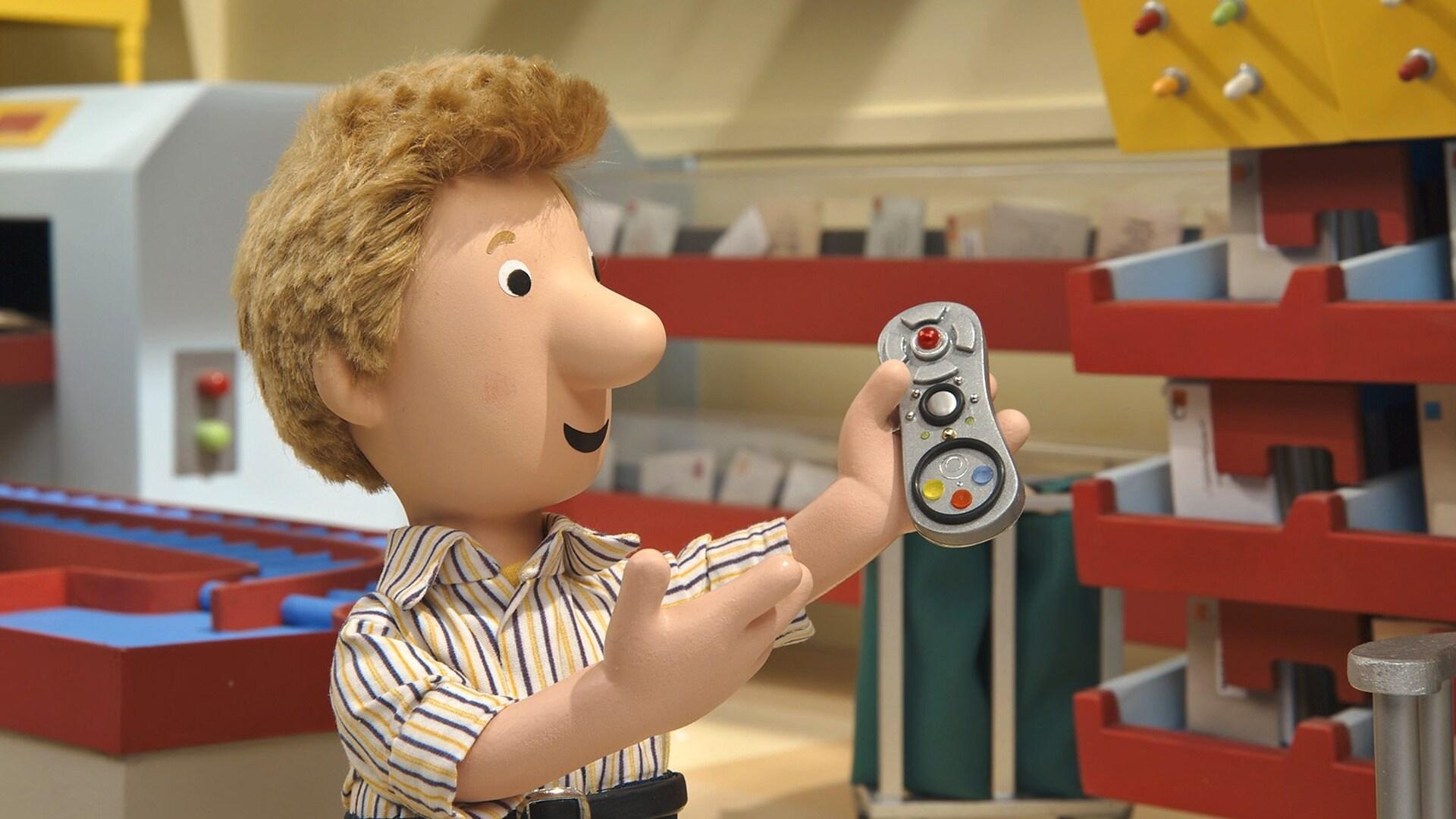 Postman Pat and His Runaway Train