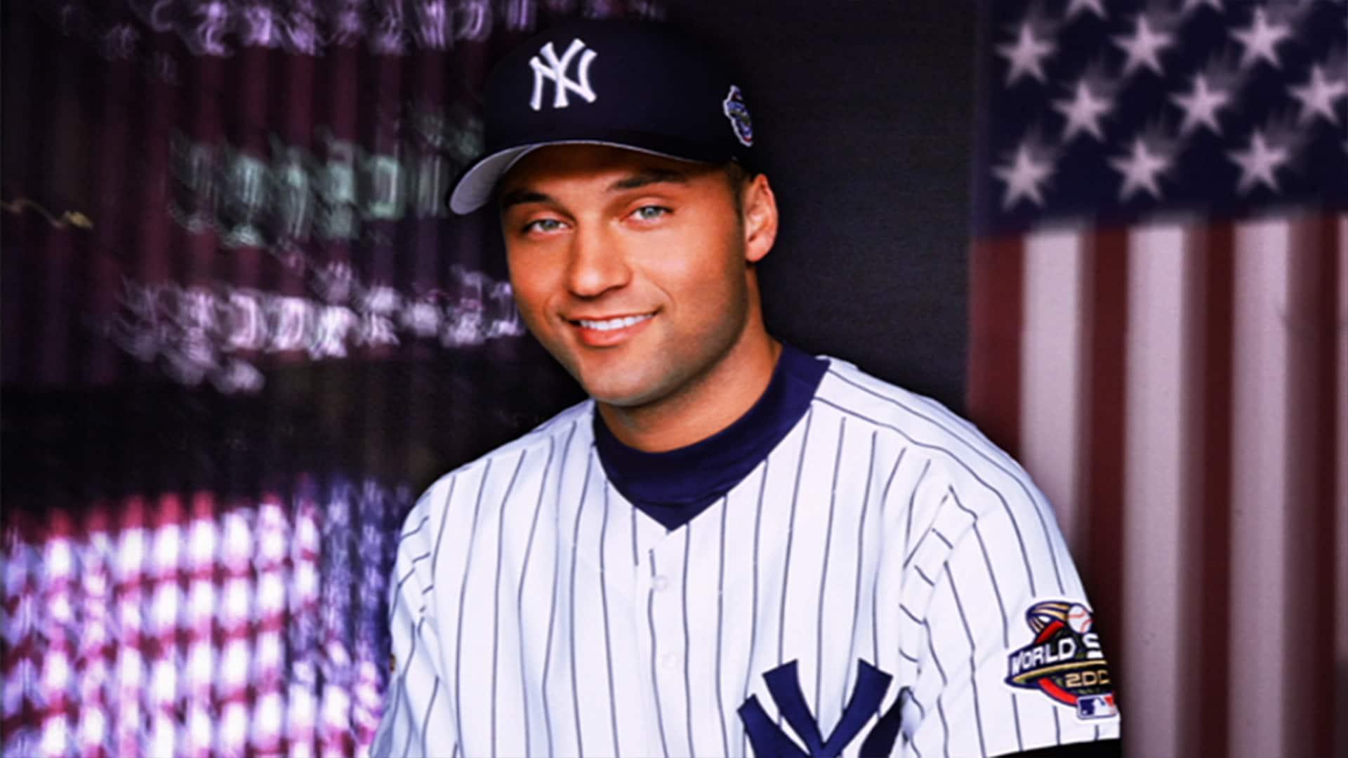 Derek Jeter: December 1, 2001