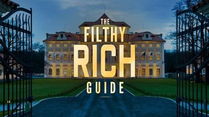The Filthy Rich Guide to Billionaire Bad Boys