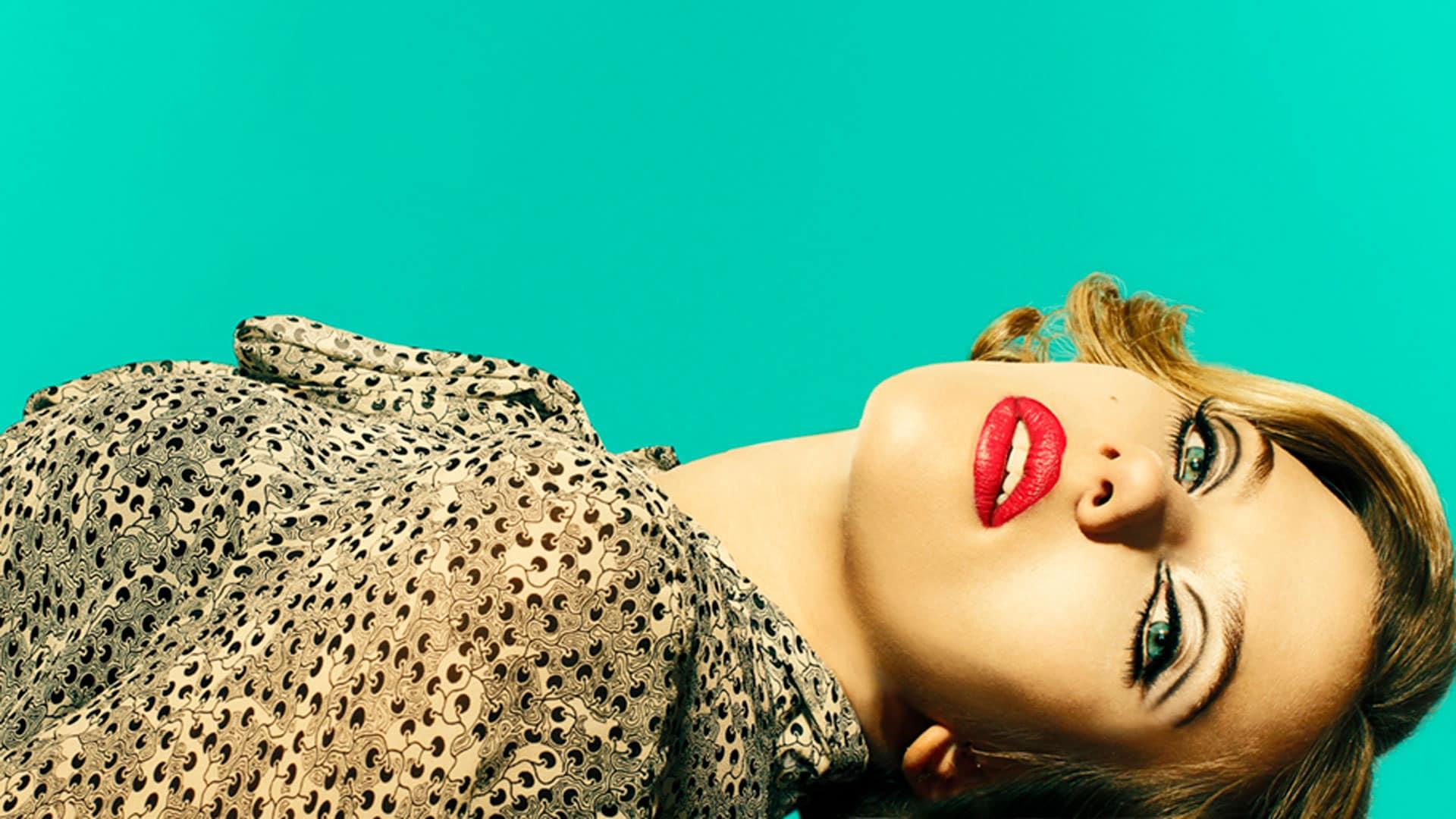 Scarlett Johansson: November 13, 2010