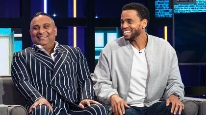 Russell Peters; Michael Ealy