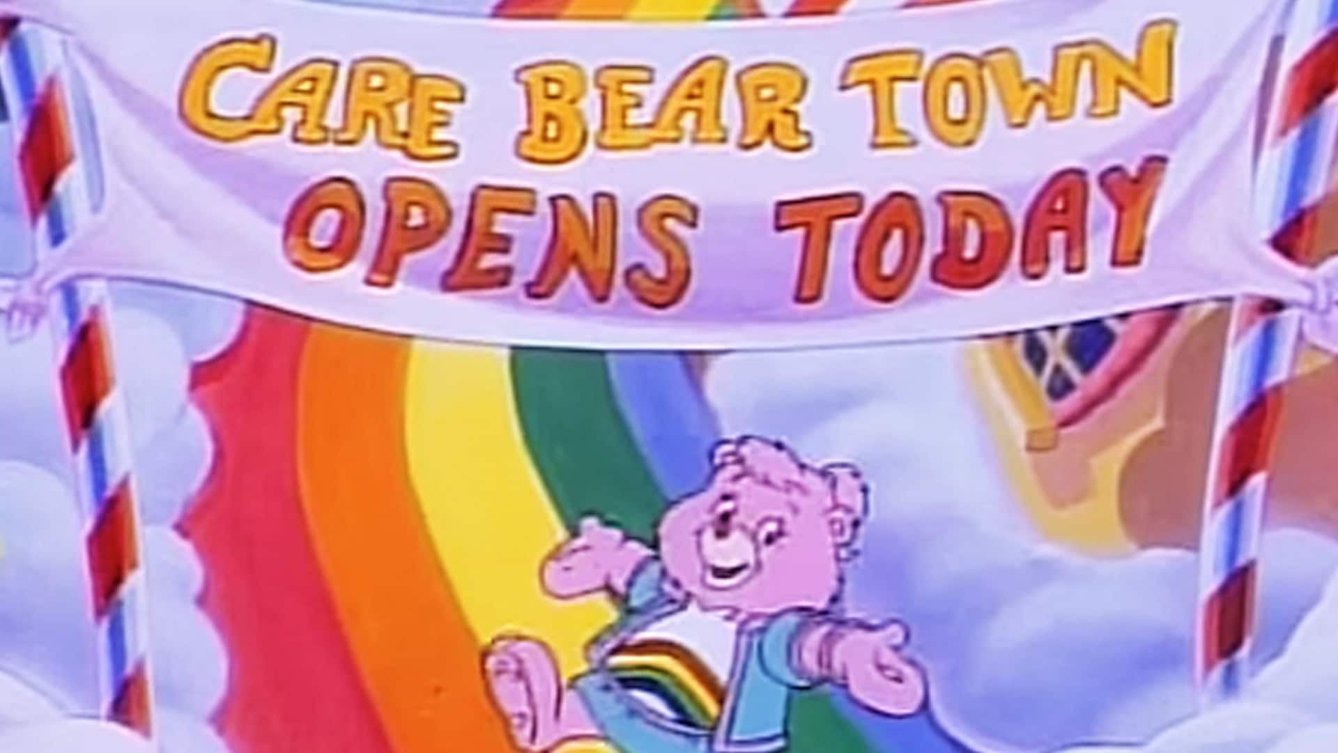Care Bear Town Parade