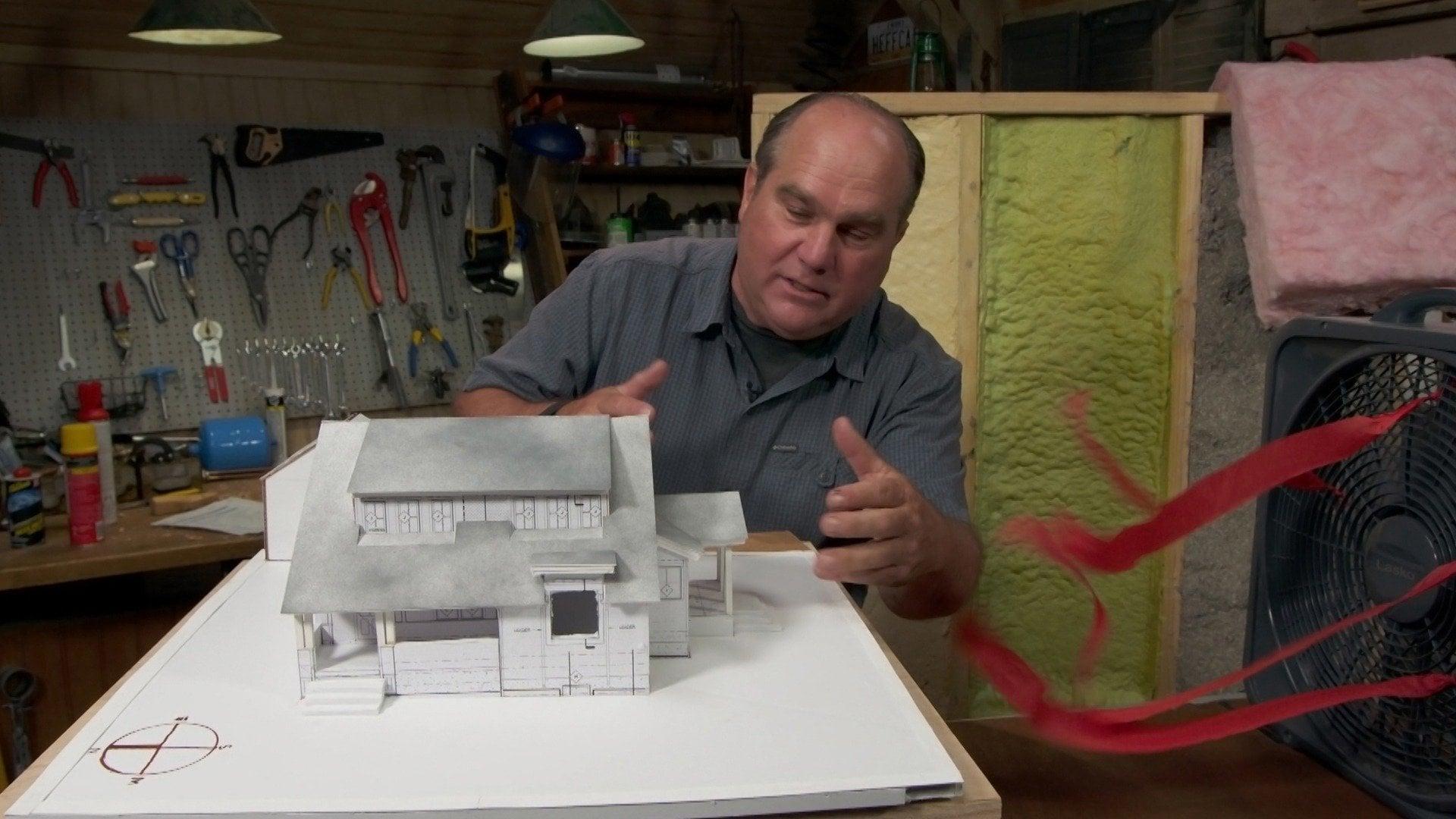 The Jamestown Net-Zero House: HVAC of the Future