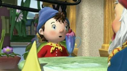 Noddy and the Skittles