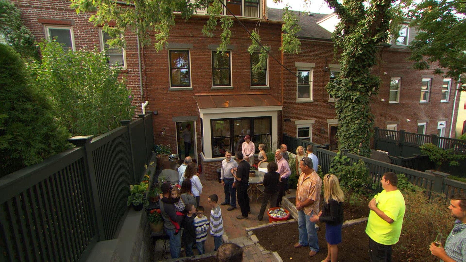 Charlestown 2014: A Rowhouse Reimagined