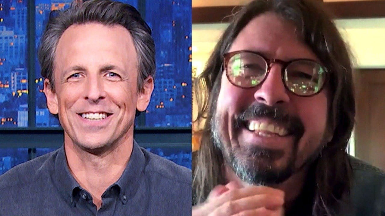 Dave Grohl; Ziwe; Foo Fighters; Mario Duplantier