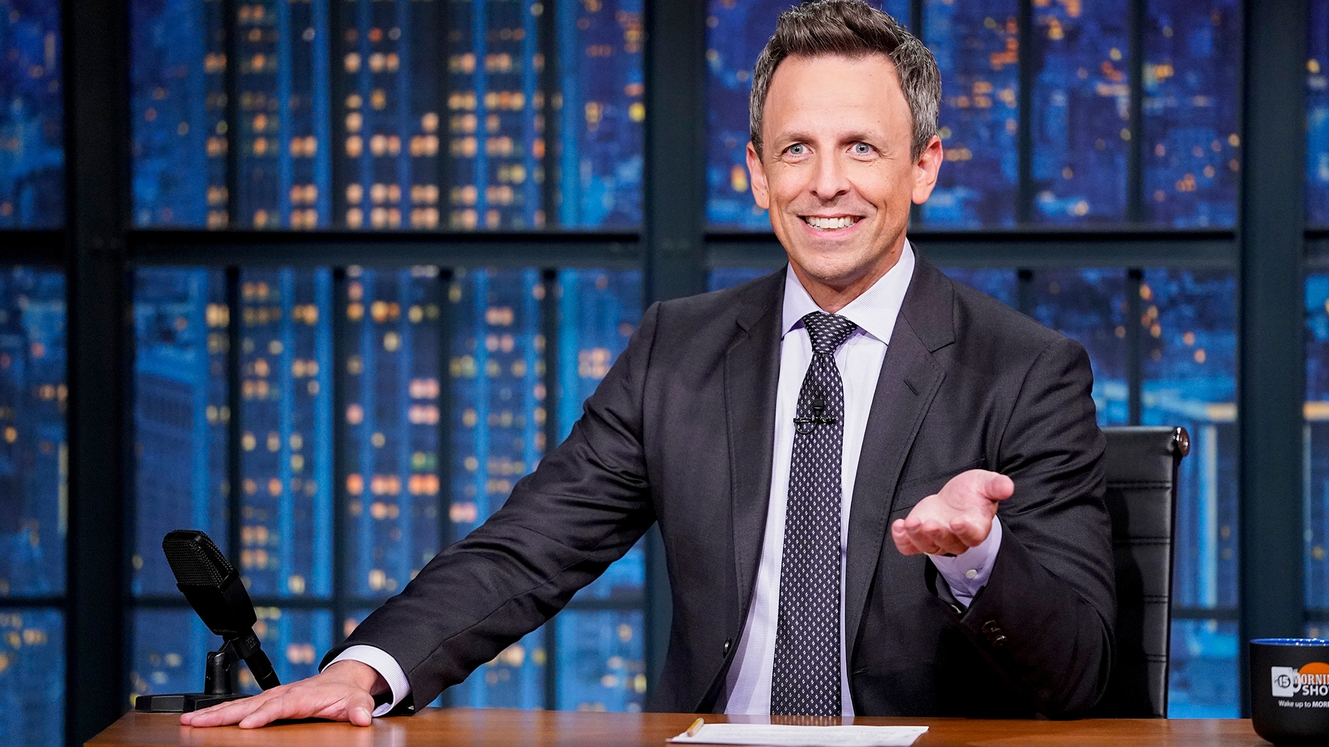 Watch Late Night with Seth Meyers Online | Peacock
