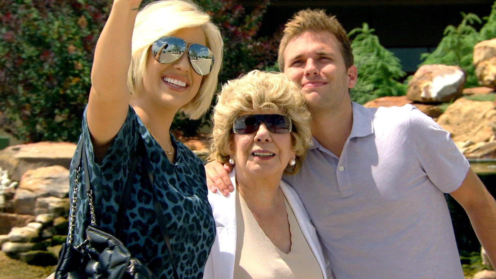 A Strange Trip with Nanny Faye