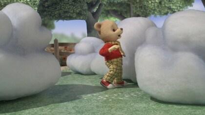 Rupert and the Cloud Shepherd