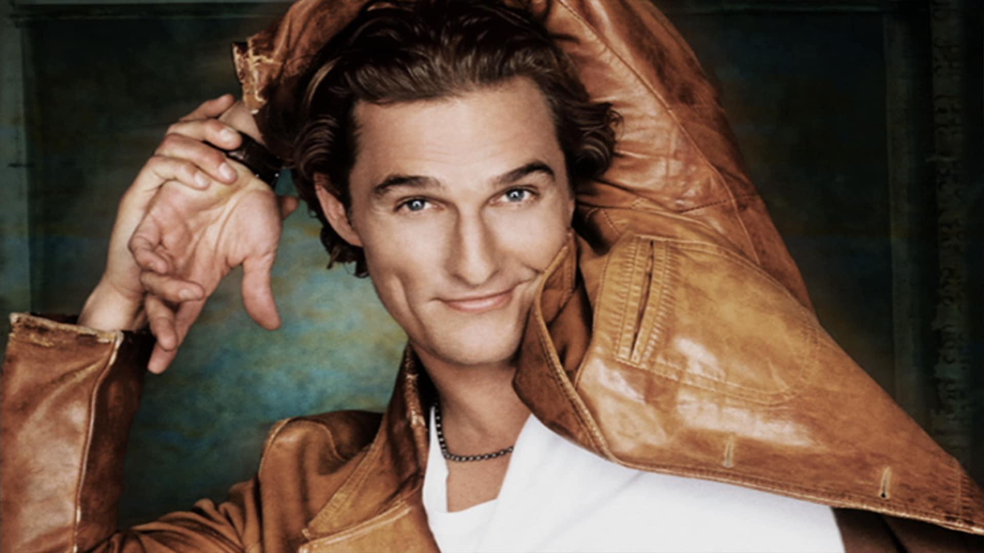 Matthew McConaughey: February 8, 2003