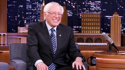 Bernie Sanders; Katherine Langford; Gary Vaynerchuk